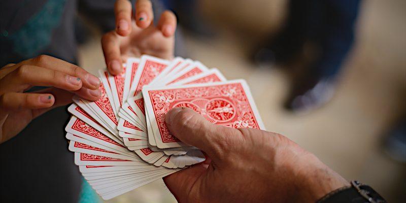 magicien à domicile