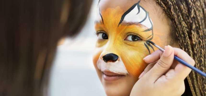 animateur anniversaire bruxelles enfant maquillage