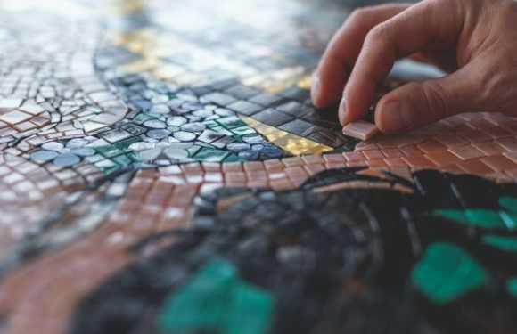 Atelier mosaïque en entreprise