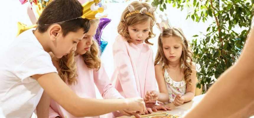 atelier mosaique enfant anniversaire à domicile 2