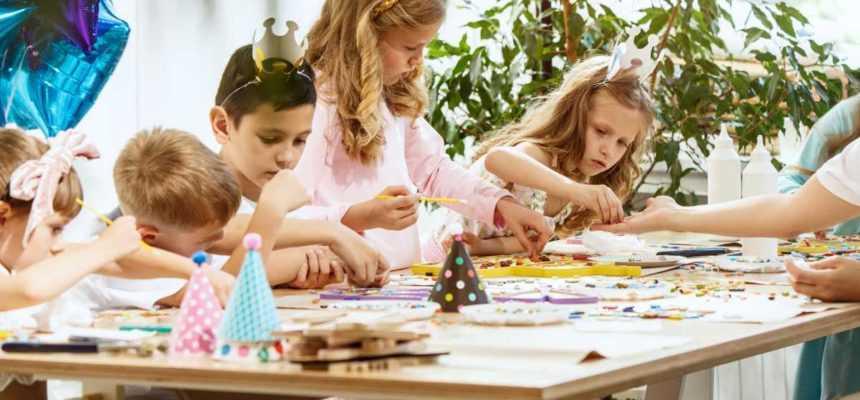 atelier mosaique enfant à domicile 2