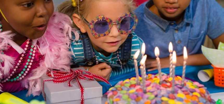 Kidy Party animation anniversaire à domicile gateau